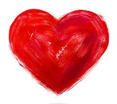 rött hjärta - mariao
