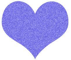 glitter heart mariao